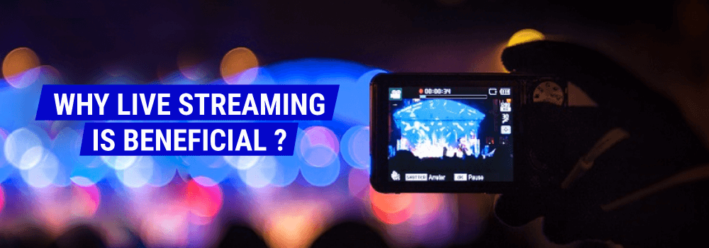 Live Streaming Service Provider