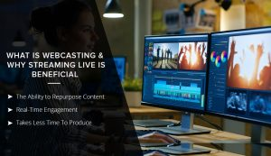 Webcasting Benefits