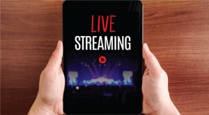 Features a Live Streaming Video Provider