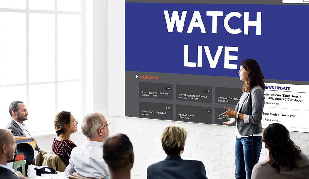 Live Video Streaming Solutions