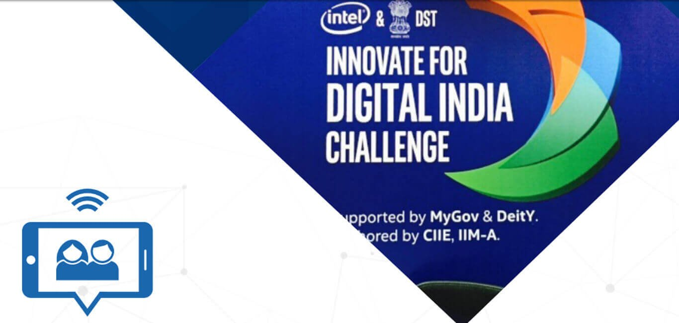 Innovate for Digital India Webcast