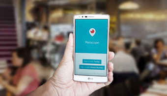 Periscope Live Streaming Solutions