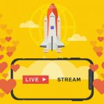 Live streaming services for business
