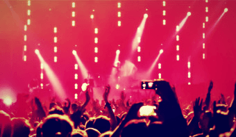 music live streaming concert