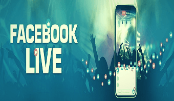 broadcast live video on facebook
