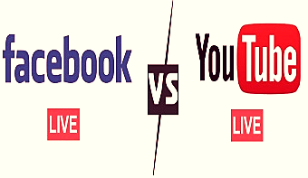 facebook vs youtube live streaming