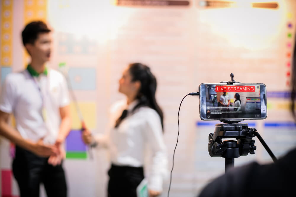 best live video streaming service for my business