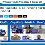 Har Ghar Qila Kotla' Virtual Fan Engagement