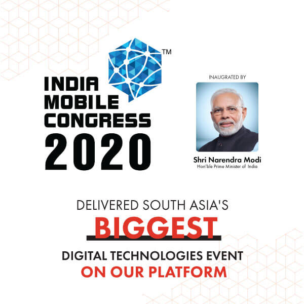 Dreamcast x India Mobile Congress 2020