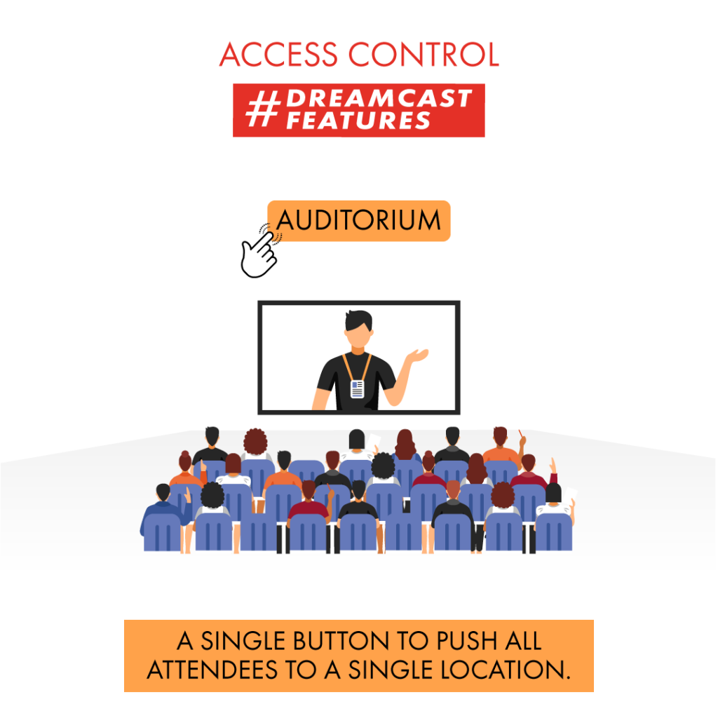 Attendee Access Control
