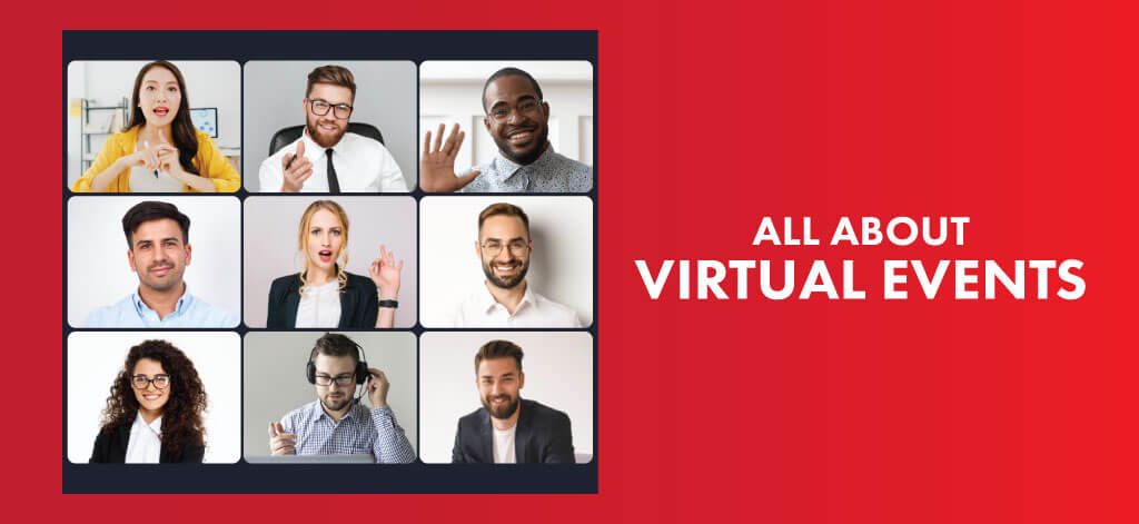 All About Virtual Events