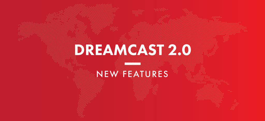 DREAMCAST 2.0 New Features, Take a Look!