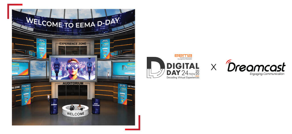 Dreamcast, The Leader's Choice for EEMA Digital Day