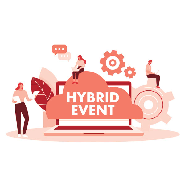 What are Hybrid Events?
