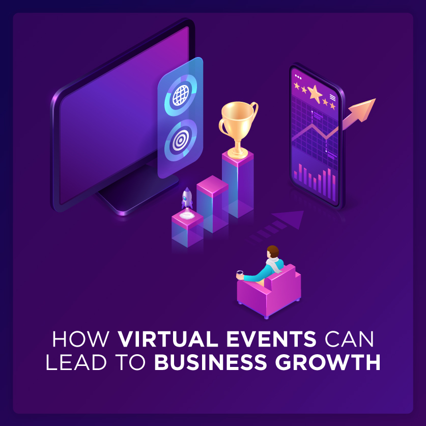 How Virtual Events Can Lead To Business Growth?