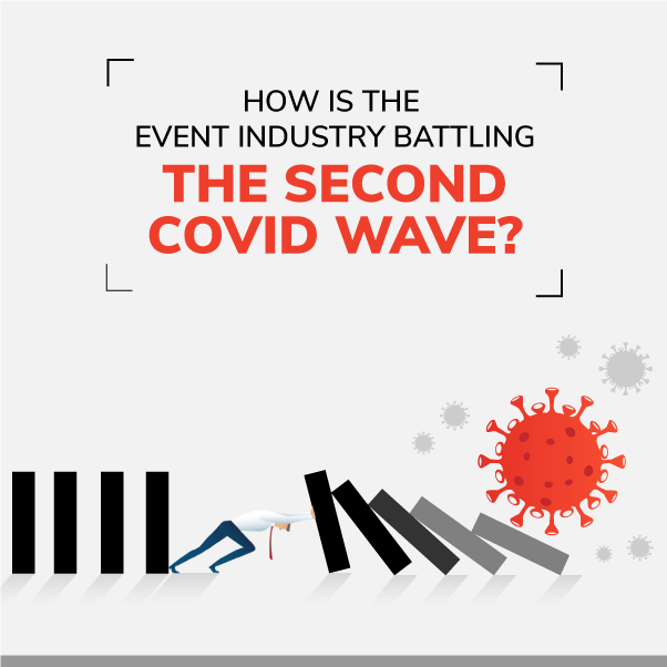 How Is The Event Industry Battling The Second Covid Wave?