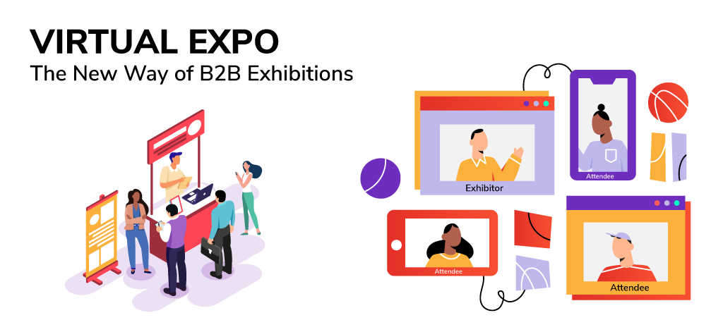 Virtual Expo – The New Way Of B2B Exhibition